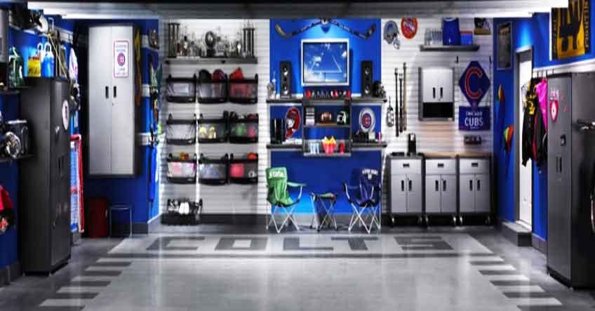 Arredamento per la casa for Arredamento per garage