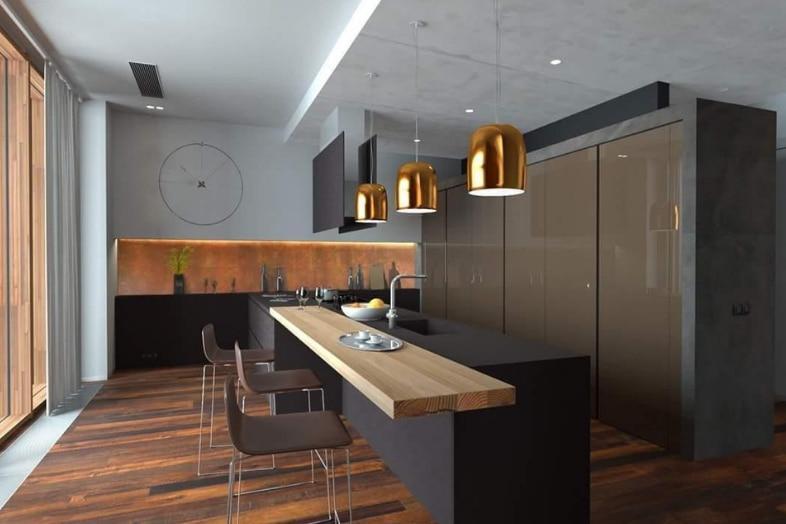 Illuminazione d 39 interni scegli le luci giuste per la casa for Arredamento illuminazione interni