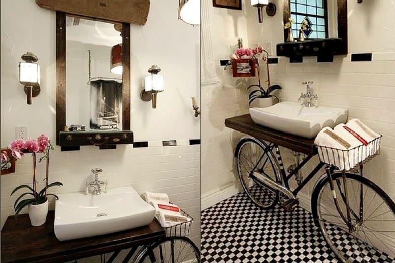 Arredamento fai da te 6 idee per decorare casa for Arredare bagno fai da te