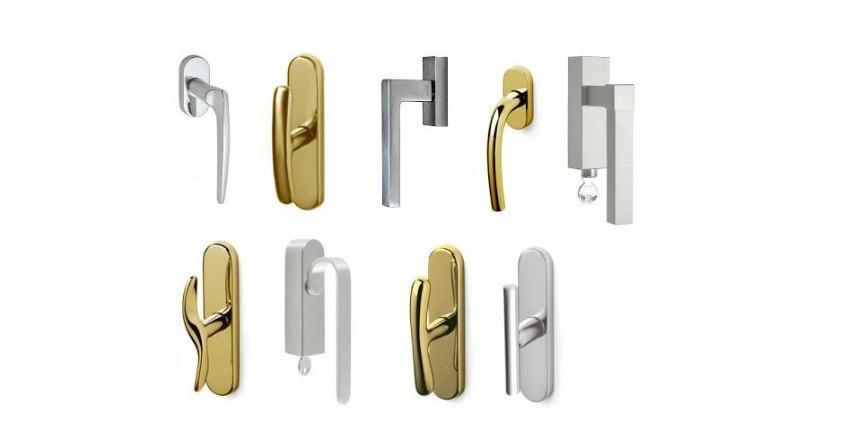 Maniglie serramenti soluzioni per porte e finestre
