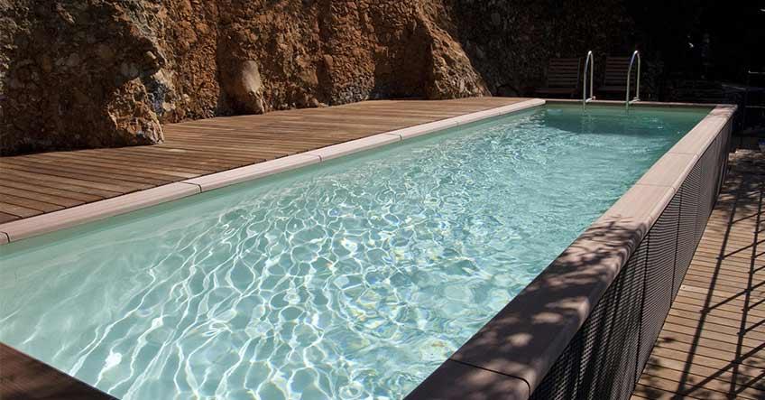 piscine fuori terra rigide niente pi buchi nell 39 acqua
