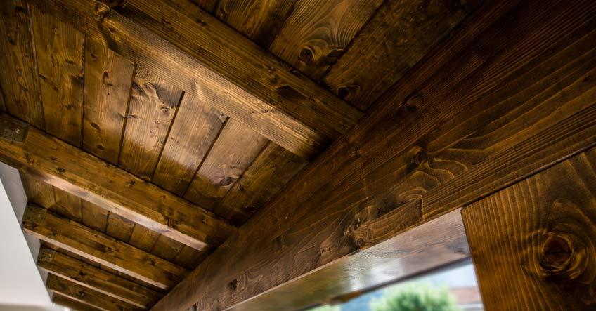 Tettoia in legno fai da te come e perch for Costruire serra legno
