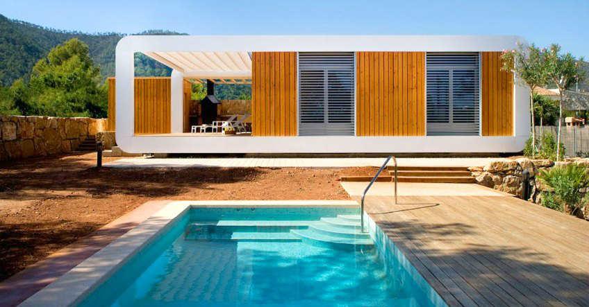 La casa ecologica abitazione senza bollette - Casa autosufficiente ecologica ...