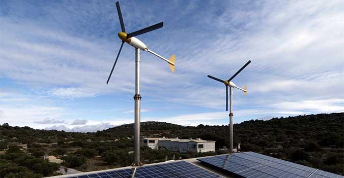 Turbina eolica domestica scegli la tua energia for Costo della costruzione di una sauna domestica
