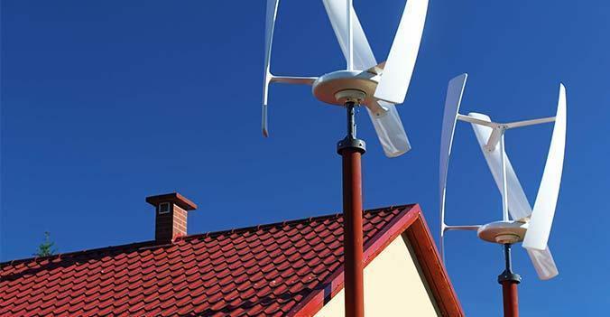 Turbine eoliche verticali dimensioni e tipologie for Turbine eoliche domestiche
