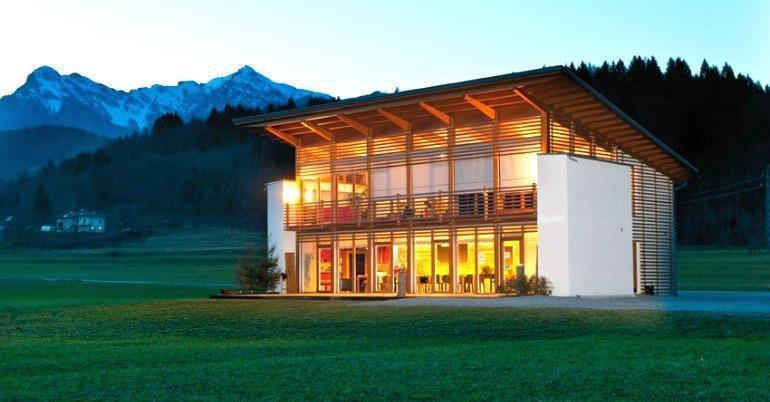 Ecosostenibilità - Aumentano le case in legno