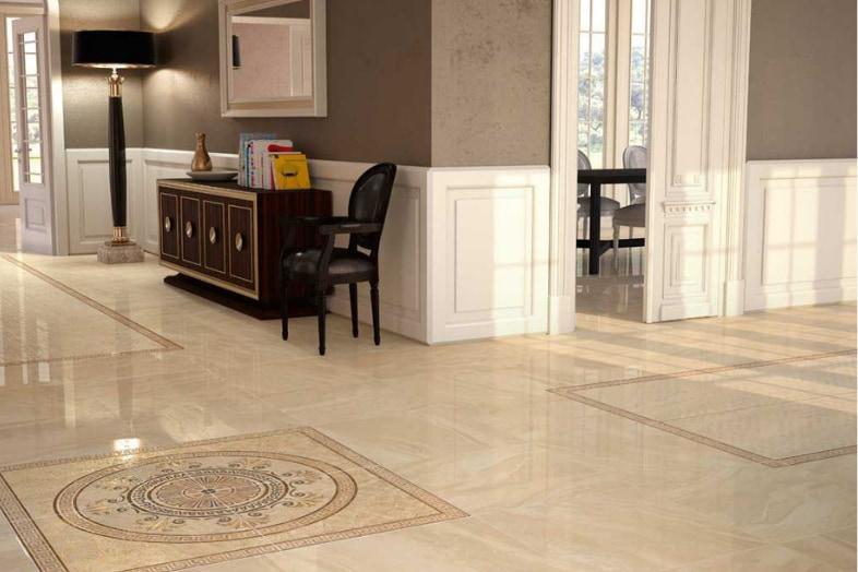 Pavimento In Piastrelle Di Ceramica Smaltata : Piastrelle da interno come rinnovare i pavimenti di casa