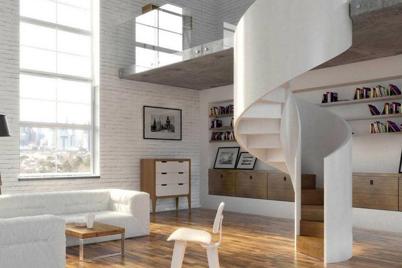 Soppalco in casa tipologie e caratteristiche - Casa in muratura portante ...
