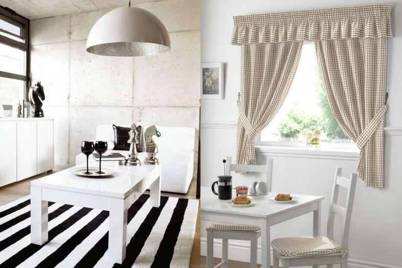 Tende particolari moderne - Idee tende da cucina ...